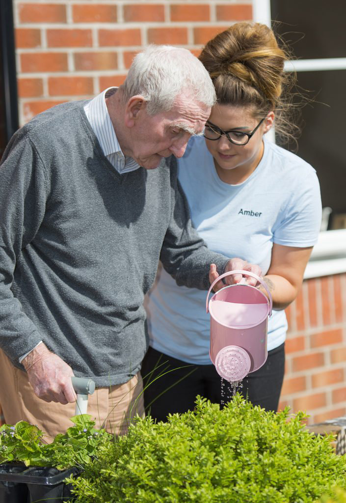 Careers in Woodlands Care Homes